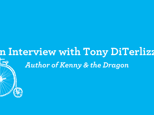An Interview with Tony DiTerlizzi