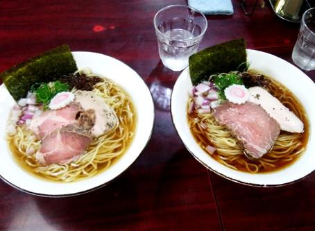 「鶏料理 慶」絶品ラーメンを舌づつみ