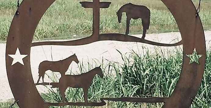 4Him Ranch (sign)
