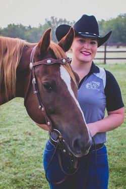 Duke (4Him Training horse)