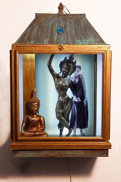 MARCK, Tara, 76cm x 49cm x 26cm, One of a kind