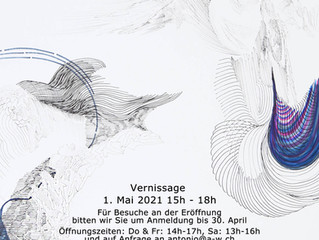ZEITENWENDE - Solo Exhibition by Susanne Hauser