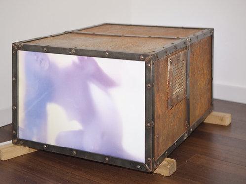 MARCK, Frau Kiste, 56cm x 44cm x 29cm, Edition of 5 +AP