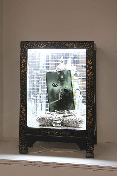 MARCK, Buddha, 60cm x 40cm x 32cm, One of a kind