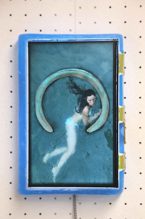 MARCK, Neue Freiheit Blau, 26cm x 17cm x 8cm, Edition of 8 +AP