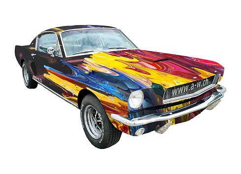 Art Mustang by Antonio Wehrli 45 front View.JPG