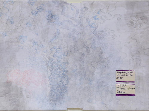 Book Cover (Mixed Media on Book Cover)