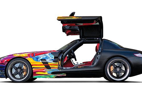 级别 7¾:获得自己的重力艺术车
