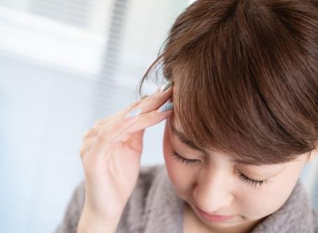 「頭痛・偏頭痛」解消整体