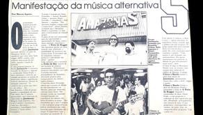 Jazzmania: banda pioneira da música instrumental no Amazonas nos anos 90