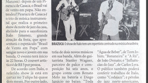Tulipa Negra Blues Bar foi palco de instrumental da melhor qualidade, em Manaus (2005)