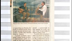 Blues na Floresta com participação de Karine Aguiar, no Chefão (2010)