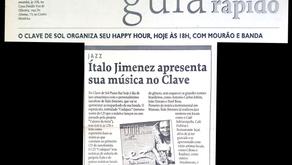 Codajazz é reapresentado um ano depois do lançamento no Clave de Sol (2002)