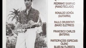 Cartaz do show Ítalo Jimenez e quarteto no Teatro Amazonas ( 1993)