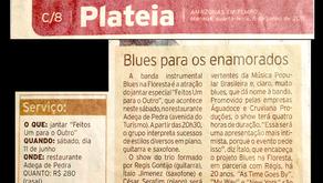 Blues na Floresta tocou em Dia dos Namorados (2011)