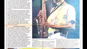 Jazz com açaí foi alternativa no carnaval (2007)