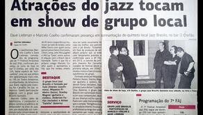 Músicos locais tocam com convidados do 7º Festival Amazonas Jazz, no Chefão (2012)