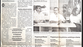 A primeira edição do Festival Amazonas Jazz foi sucesso (2006)