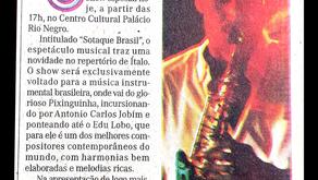 Música Instrumental brasileira é destaque no show Sotaque Brasil (2005)