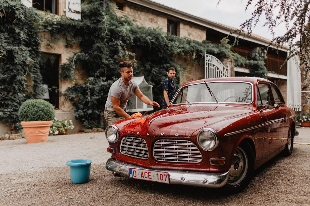 photographe mariage boho Ardèche Rhône Alpes préparatifs