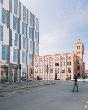photographie d'architecture euratechnologie