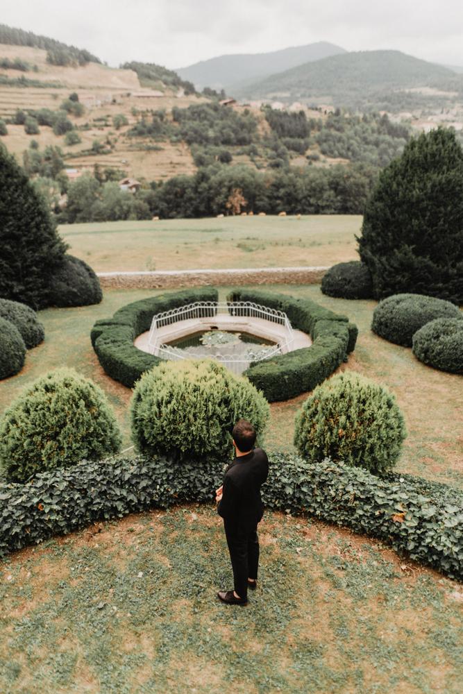 photographe mariage bohème Ardèche Rhône Alpes premier regard