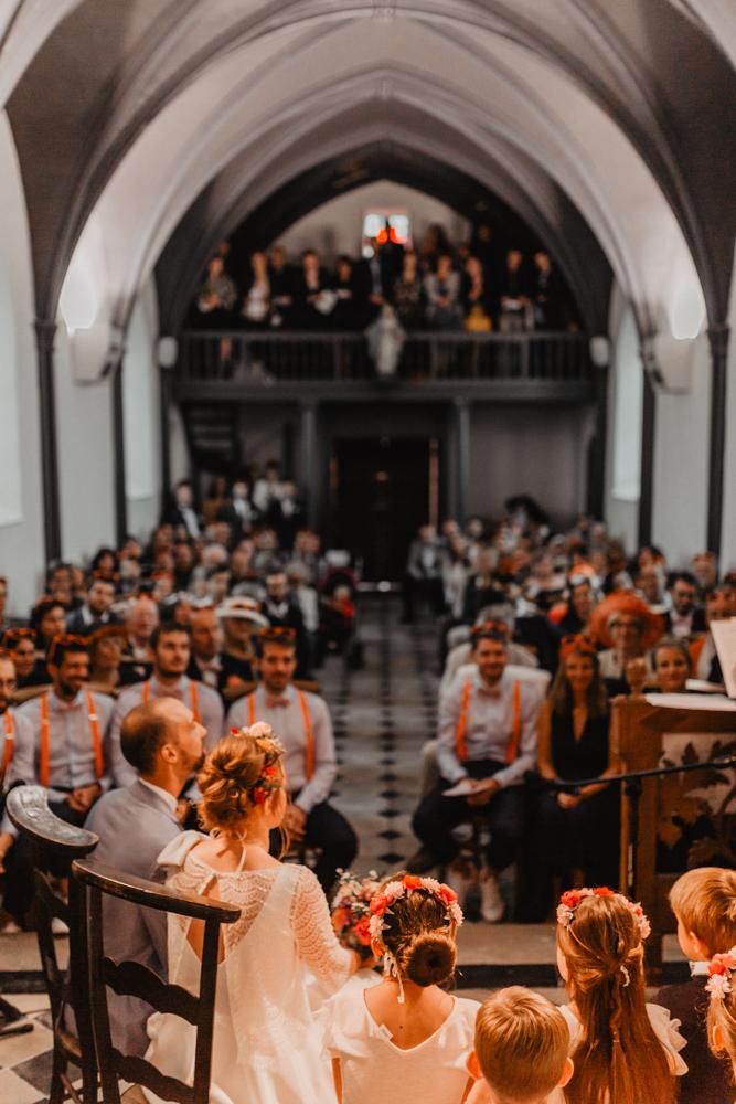 mariage bohème Nord cérémonie laïque chapelle