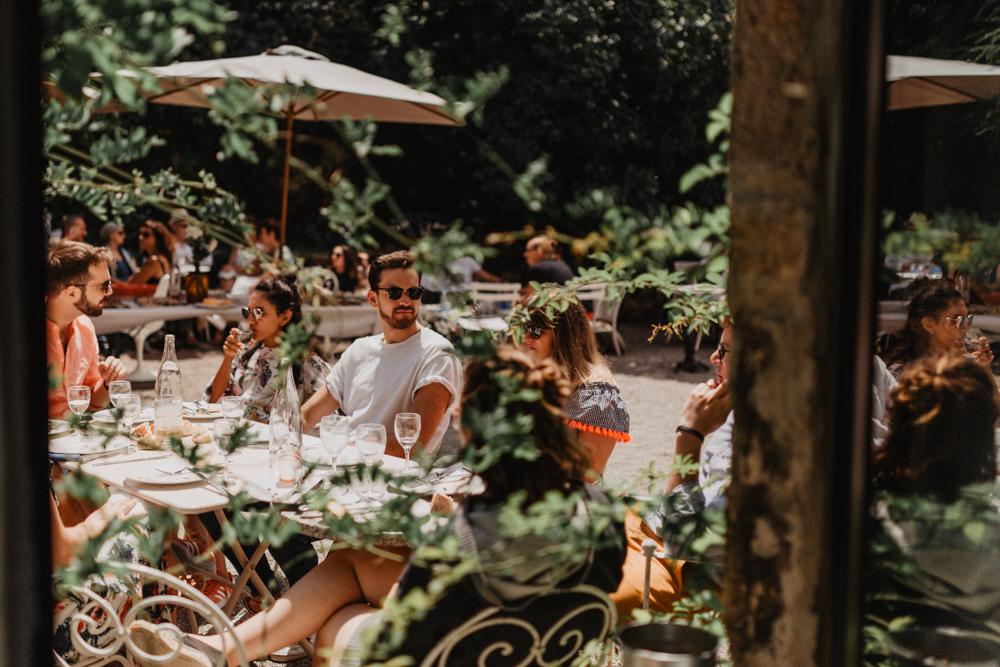 photographe mariage bohème Ardèche Rhône Alpes rebond brunch