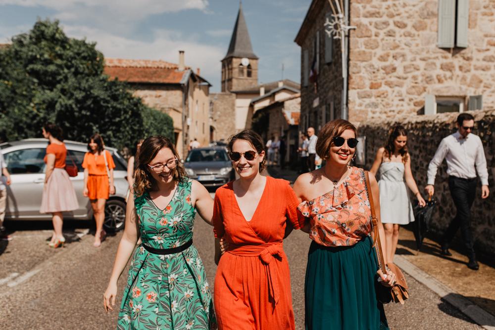 photographe mariage Ardèche Rhône Alpes team témoins