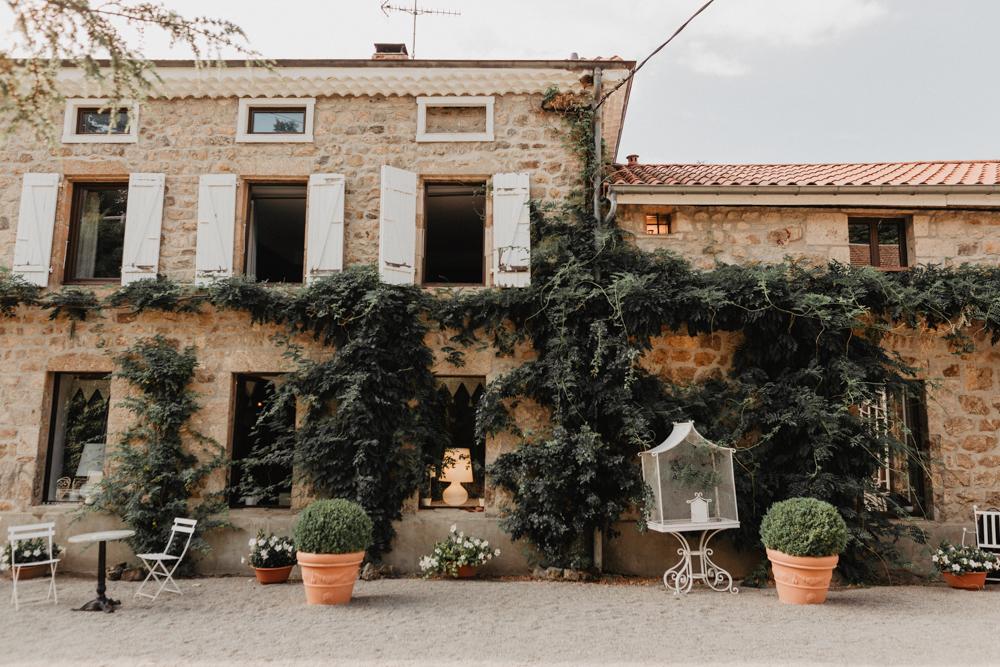 photographe mariage bohème Ardèche Rhône Alpes château Pralong domaine