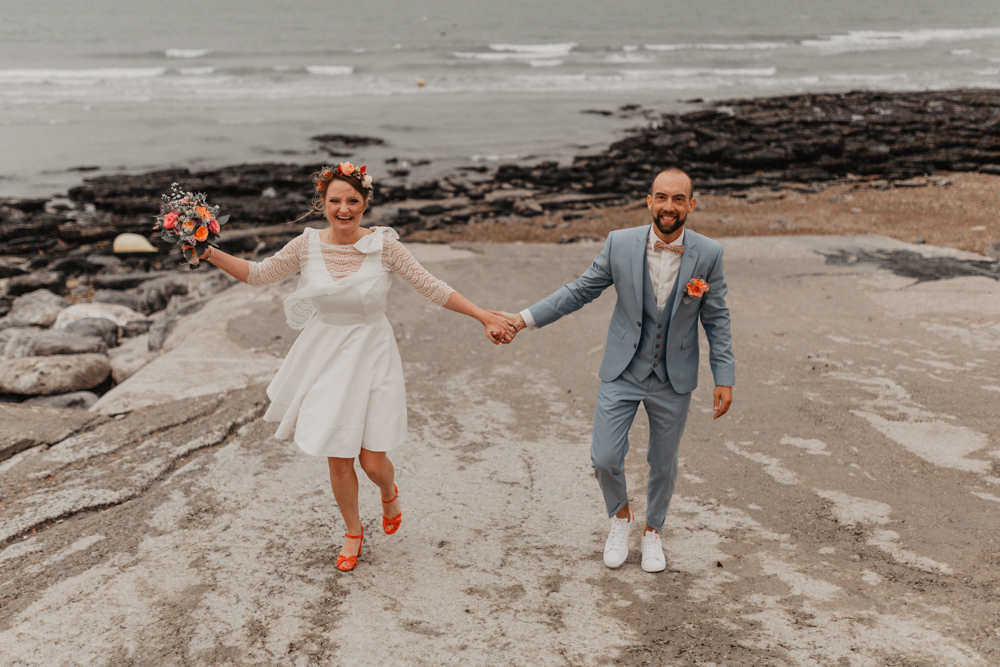 mariage bord de mer cote d'opale Nord hauts de france