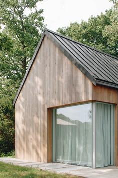 photographe architecture maison bois