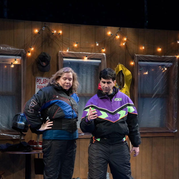 Almost, Maine, Portland Stage Co.