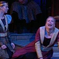 Richard III, Hilberry Repertory