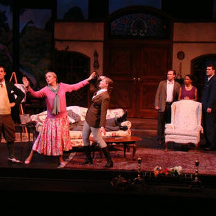 Hay Fever, Hilberry Repertory