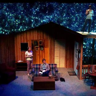Ugly Lies the Bone, Lake Dillon Theatre Co.