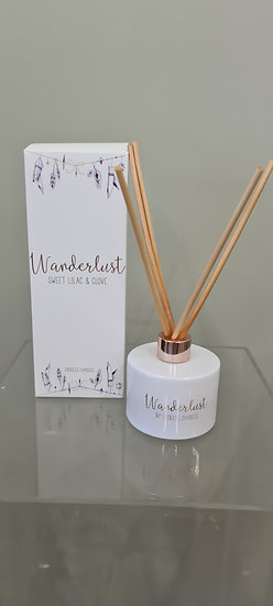Wanderlust Sweet Lilac and Clove Room Diffuser