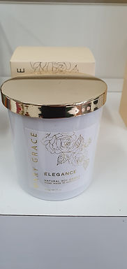 Vanilla Praline Soy Candle