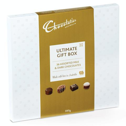 Chocolates Ultimate Gift Box 380g