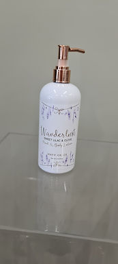 Wanderlust Sweet Lilac and Clove Hand & Body Lotion