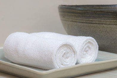 Laminados toalhas de hotel