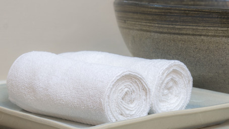 Towel Folding Instructions