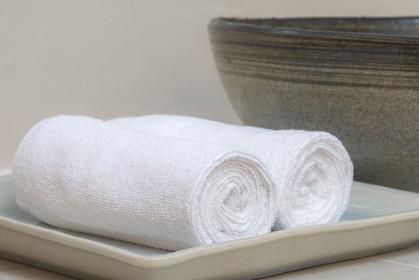 asciugamani dell'hotel Laminati