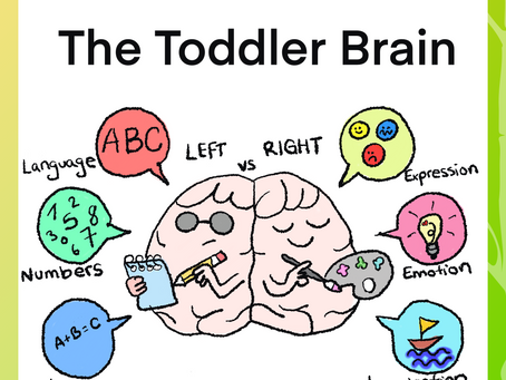 The Tremendous Toddler Years