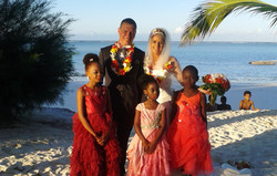 Freie Trauung Insel Sansibar/Afrika