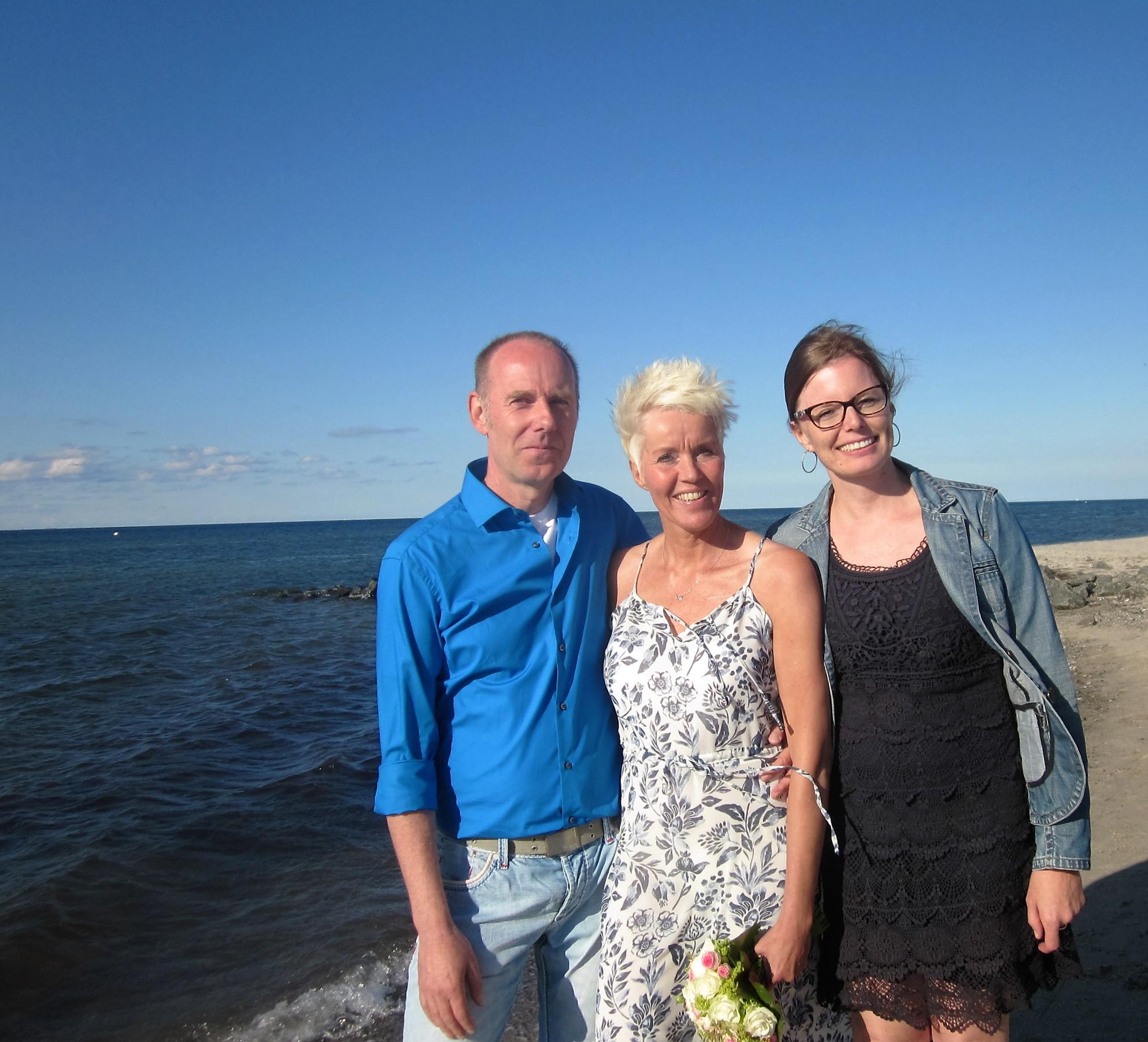 Freie Trauung Niendorf an der Ostsee