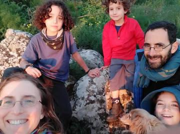 סמי, דבי והילדים
