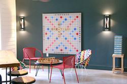 Scrabble board 2