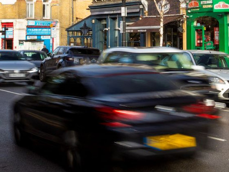 And breathe.... London's Ultra Low Emission Zone is finally here