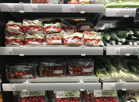 Plastic-free options on Wanstead High Street as supermarkets INCREASE single use packaging
